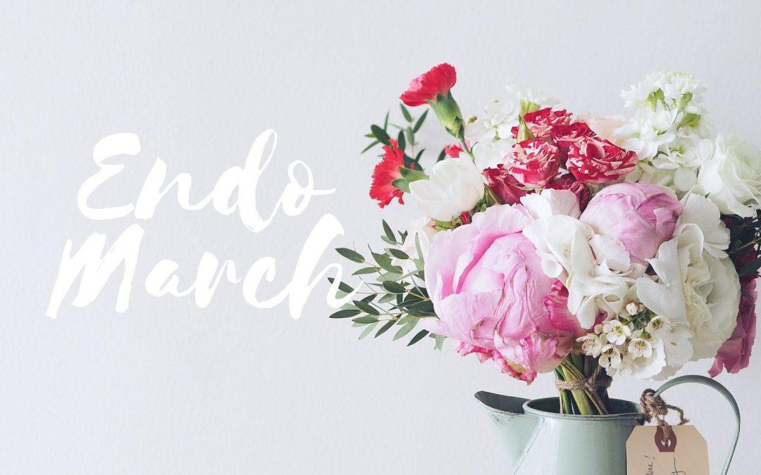 EndoMarch – световният месец на ендометриозата
