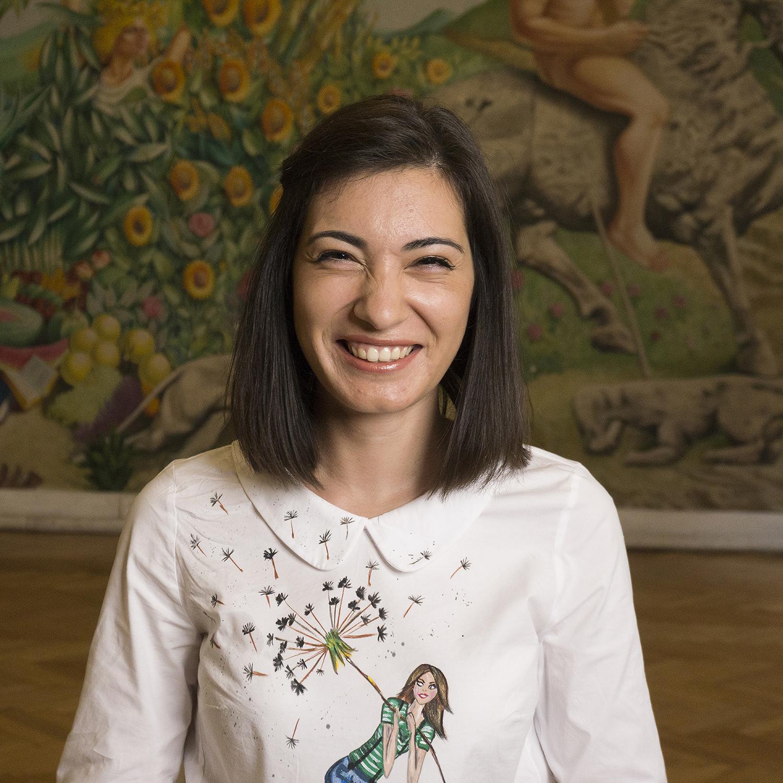 Таня Панорова