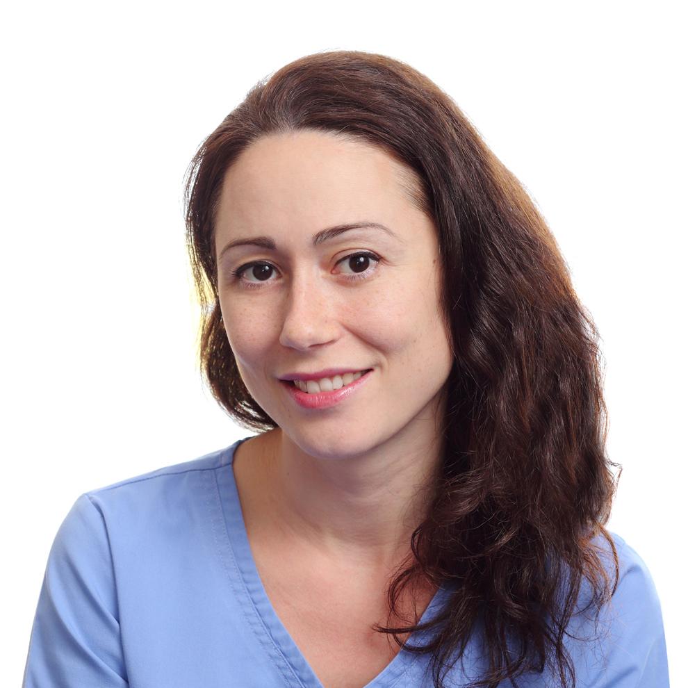 Д-р Надя Магунска